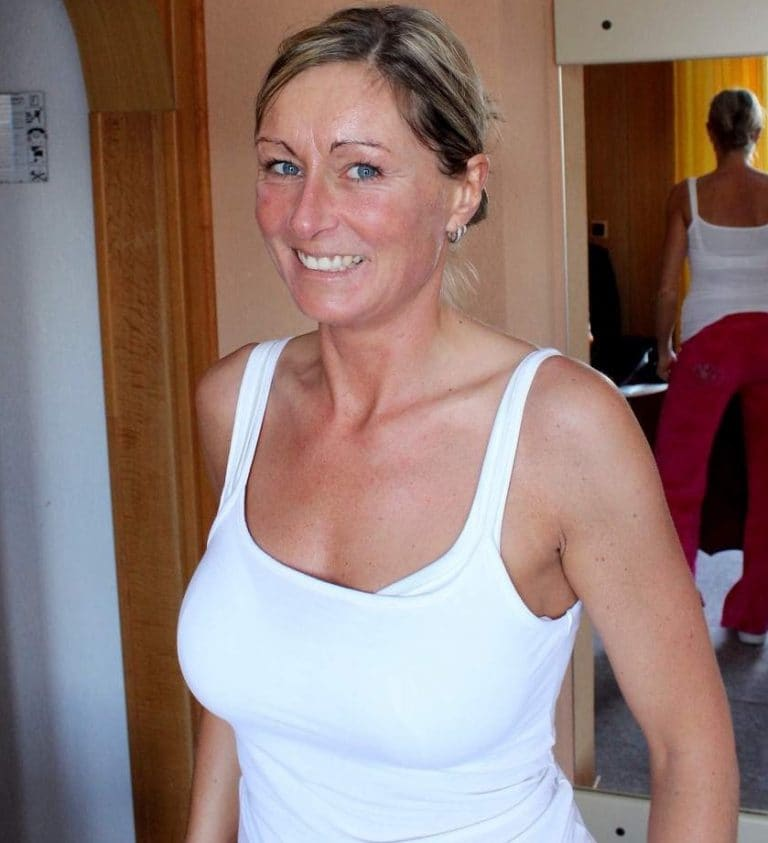 Scharfe MILF will privates AO Sexdate in Halle